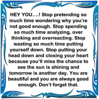 Hey you...