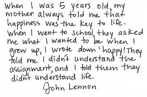 When I was 5 years old...