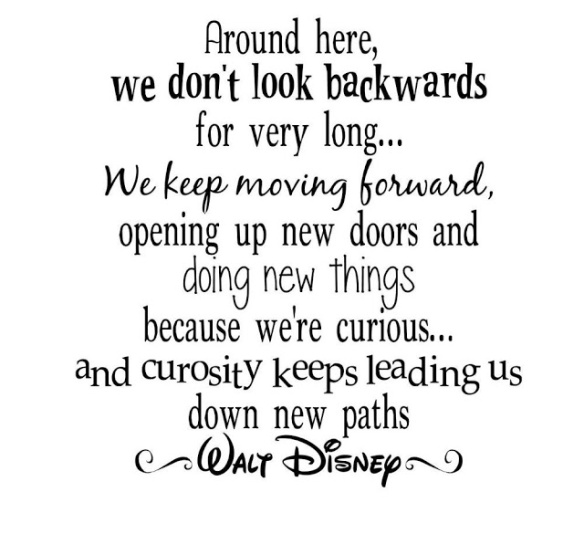 Curiosity leads us down new paths